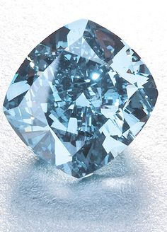 For my 25,000th pin, The Petra Blue Diamond (7.03 cts).  It was found in the famed Cullinan mine in South Africa in 2008.  It sold for 9.5 million dollars in 2009.