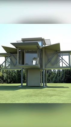 Building A Container Home, Container House Plans, Container House Design, Small House Design, Modern House Design, Tiny House Cabin, Tiny House Living, Van Living, Casa Loft