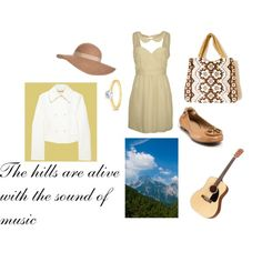 Maria - The Sound of Music Polyvore: lgeniet