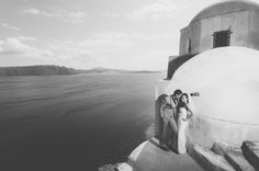 Pre-Wedding Photoshoot Santorini Greece I Giorgos Evagelou Photography