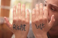 How to Become Left Handed when you are Right Handed
