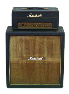 Marshall Custom Shop C5 PinUp Guitar Amp Stack Osom