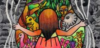 UNEP and Bayer International Painting Competition: (theme is food waste)