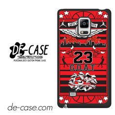Michael Jordan Too Fly DEAL-7172 Samsung Phonecase Cover For Samsung Galaxy Note Edge