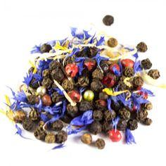Mein Essen (Nachfüllpack) | 50g der Gewürzzubereitung als Nachfüllpack für unsere Mühle. Zutaten: Pfeffer 65%, Liebesperlen Gold & Grün (Zucker, Stärke (WEIZEN/Mais), Farbstoffe: E100, E174, E131, Überzugsmittel: Schellack, Gelatine, Kokosöl), rosa Pfeffer, Kornblumen 1,3%, Ringelblumen 1%. Unsere spezielle Gewürzzubereitung für Essen.
