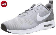 Nike Herren Air Max Tavas Sneakers, Grau (007 WOLF GREY/WHITE-COOL GREY-WHITE), 44 EU (*Partner-Link)