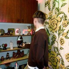Bowl Haircuts, Haircuts For Men, Bowl Cut, Undercut, Retro Vintage, Hair Cuts, Hairstyles, Street, Instagram