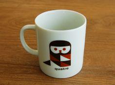 Tomoko Suzuki: Coffee Mug Pinned by www.myowlbarn.com