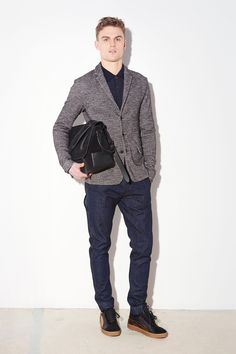 See the Tomas Maier autumn/winter 2015 menswear collection