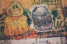 Viernes de Foto: Un paseo por Barcelona y por el Market Lost. Street Art.
