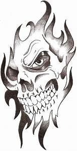 Cool Drawing Of Skulls Drawing Art Library Cool