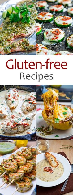 Gluten-free Recipes | Closet Cooking | Bloglovin'