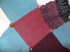 Sweater quilts by Joan Janzen