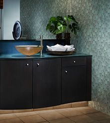 Bathroom cabinets are about more than storage. View custom vanities, tub surrounds and linen cabinets from Wood-Mode. Wood Mode, Linen Cabinets, Bathroom Cabinetry, Custom Vanity, Tub Surround, Custom Cabinetry, Double Vanity, Baths, Storage
