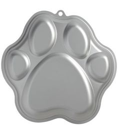 Wilton Novelty Cake Pan Paw Print