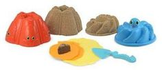 for sand play at home or on the beach :)