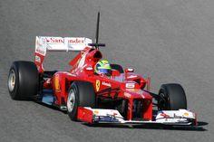 2012 Ferrari F2012 (Felipe Massa)