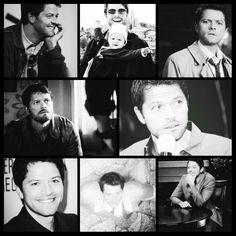 Supernatural- Castiel is my favorite!