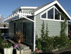 Park Model Home Decorating Ideas - Exterior