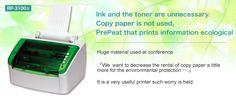 rewritable printer
