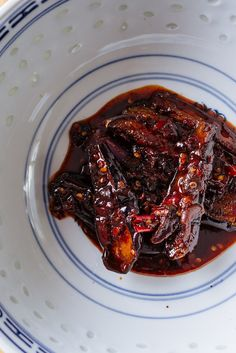 Andrew Wong shares his incredible Sichuanese aubergine recipe, a must-try side dish that is surprisingly simple to pull off at home.