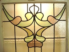 European Victorian Stained Glass