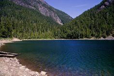 Just outside of Hoodsport. Lena Lake-5 miles round trip, low elevation no snow in wintertime.