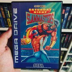 #Sega #MegaDrive #Capcom #SaturdayNightSlamMasters #CIB #RetroGamer #SegaMegaDrive #ConsoleGaming #ConsoleGamer #Dortmund #retromaniac http://ift.tt/2q3YjnS