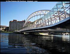 New bridge in Pontevedra