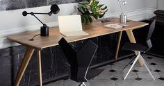 Tom Dixon lança sua primeira coleção de móveis para escritório