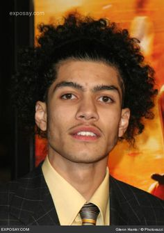 Rick gonzalez met and worked with on the set of boston public funny
