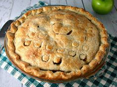 Apple pie, This recipe created with the help of the apples which is very tasty and healthy dish, you can take as a desserts of the meals.