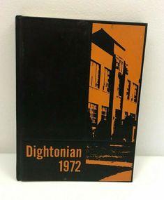 1972 DIGHTON, KANSAS High School Yearbook Annual DIGHTONIAN & Ephemera LANE Co High School Yearbook, Yearbooks, Ephemera, Kansas, Ebay