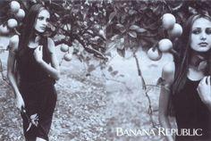 Agnieszka Kotlarska for Banana Republic