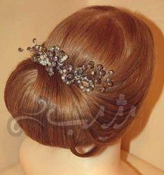 آموزش شینیون پایین سر  انجام این شینیون بسیار ساده بوده و شما می توانی برای مناسبات رسمی و حتی جشن های ازدواج از آن استتفاده کنید. این مدل زیبا شیک و ساده بوده و برای هر سنی مناسب است      #شینیون #بافت_مو #دیزاین_مو #hair #hair_style