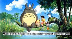 Ghibli Museum Tokyo : comment acheter ses billets et se rendre sur place | Un Gaijin au Japon