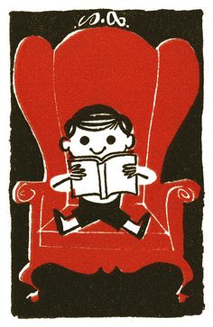 Beginning Reader, Illustrated by Dave Lyons, Humpty Dumpty's magazine 1957