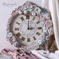 "Настенные часы ""Лиана"""