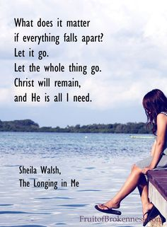 The Longing in Me