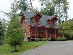 Pigeon Forge, TN: A BIG BEAR'S DEN - 1 BR Log Cabin Smoky Mountain Ridge - Wears Valley Vacation Rental