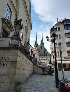 Czech Republic, Travel Destinations, Street View, Europe, Bohemia, Road Trip Destinations, Destinations