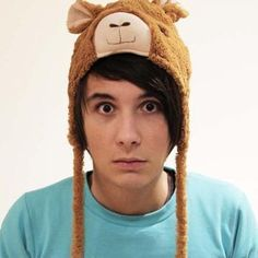 """""""It doesn't necessarily have to be sexual but come on, who are we kidding?""""-Dan Howell"""