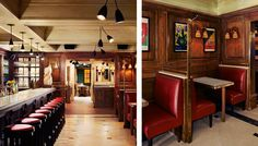 The Marlton Hotel: The way a hotel bar should look.