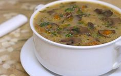 Грибной суп в мультиварке / Грибные супы / TVCook: пошаговые рецепты с фото