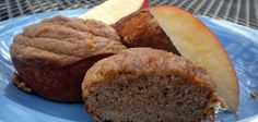 Grain Free Apple Cinnamon Coconut Flour Muffins Recipe