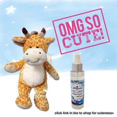 OMG Cuteness Overload!! Find your new fave!  SHOP 🛒 => http://corporate.gobefragrant.com/shop/Kidz-Zone/Cuddle-GIRAFFE-Spray.php?xpage=category&express_checkout= #scented #giraffe #cuddle #cuddles #plush #stuffedanimal #scents #kid #kids #soft #cuddly #momlife #comforting #children #obsessions #smellssogood #scent #bubblegum #blueraspberry #cottoncandy #jollyrancher #greenapple #joinmyteam #momslifeisthebestlife #stayathomedad #stayathomemom #workathome #lovewhatyoudo #shopnow #joinme