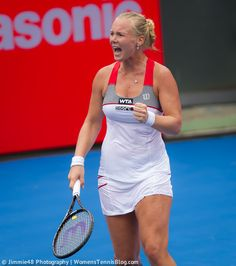 Sabine Lisicki, Caroline Wozniacki, Ana Ivanovic, Serena Williams, Tennis Racket, Hong Kong, Spirit, Women, Woman