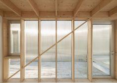 GENS: Association Libérale d'Architecture has converted a gabled barn into five apartments