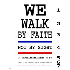 Shop Bible Verse T-Shirts online Sunday School Crafts For Kids, Sunday School Classroom, Vision Quotes, Be Thou My Vision, Bible Mapping, Vbs Themes, Eye Chart, Christian Humor, Walk By Faith