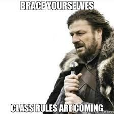 classroom rules memes - Google Search